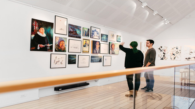 International Museum Day 2018 at Nuuk Art Museum